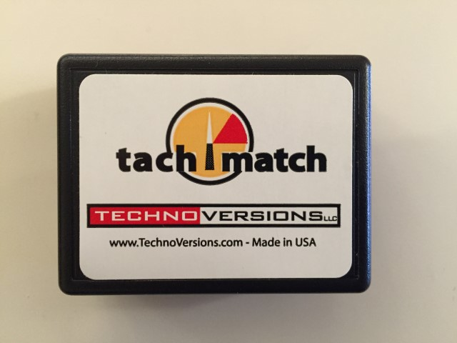 TechnoVersions - Home of TachMatch, MeterMatch and MotorMatch